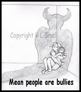 Mean people are bullies