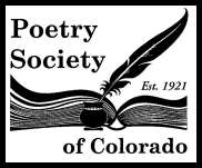Poetry Society of Colorado logo