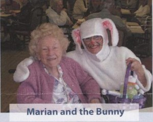 Marian and the Bunney